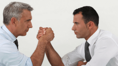 negotiating deals with suppliers