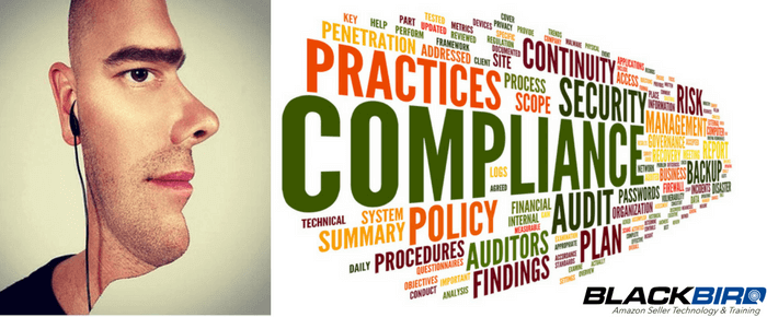 Learning Amazon's Policy Compliance: Email and Reviews